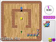 Флеш игра онлайн Дом мыши