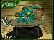 Флеш игра онлайн Teenage Mutant Ninja Turtles - Mouser Mayhem