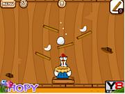 Флеш игра онлайн Сохранить яйца