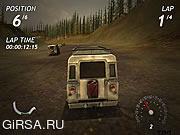 Флеш игра онлайн Грязи Огонь / Mud Fire