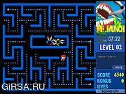 Флеш игра онлайн Г-н Мунк / Mr. Munch