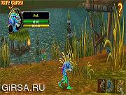 Флеш игра онлайн Murloc