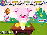 Игра Piggy Musician