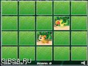 Флеш игра онлайн Подбери пару  - Мир животных / My Animal World