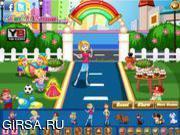 Флеш игра онлайн Декорация сада / My Kindergarten Decoration