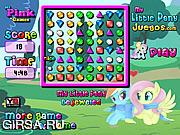 Флеш игра онлайн Мой небольшой пони / My Little Pony Bejeweled