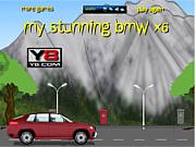 Флеш игра онлайн My Stunning BMW X6