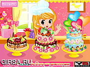 Флеш игра онлайн Мой сладкий пирожок 2