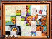 Флеш игра онлайн Sort my Tiles Mystery Machine