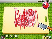 Флеш игра онлайн Готовим Ноам Ноэнг по -вьетнамски / Nam Noeng Cooking Game