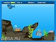 Флеш игра онлайн Nautilo