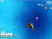 Флеш игра онлайн Finding Nemo - Cruisin' with Cruise