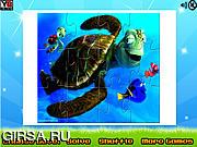 Флеш игра онлайн Немо. Пазл / Nemo Puzzle Jigsaw