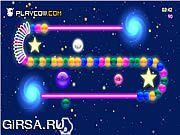 Флеш игра онлайн Неоновая Pinball