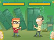 Флеш игра онлайн Война выродков