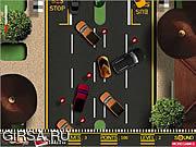 Флеш игра онлайн Новый Сумасшедший трафик / New Crazy Traffic