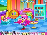 Флеш игра онлайн Новая спальня принцессы / New Princess Bedroom