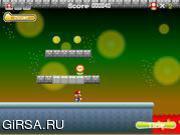 Флеш игра онлайн Новые супер-братья Марио 2 / New Super Mario Bros 2