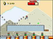 Флеш игра онлайн Новый супер мир 2 Марио / New Super Mario World 2
