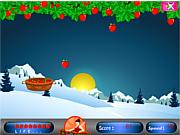 Флеш игра онлайн Яблоки Ньютона / Newton Apple falls