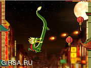 Флеш игра онлайн New Year's Night