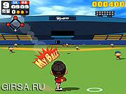 Флеш игра онлайн Крутой бейсбол
