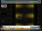 Флеш игра онлайн Ночная гонка / Night Highway Race