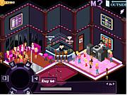 Флеш игра онлайн Открытие ночного клуба / Nightclub Tycoon