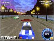 Флеш игра онлайн Ночной гонщик 2 / Nigth Driver 2