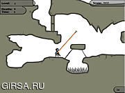 Флеш игра онлайн Продвинутый Ниндзя / Advanced Ninja