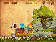 Флеш игра онлайн Ninja / Ninja Mushroom