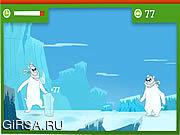 Флеш игра онлайн Ниндзя Льда Чоп