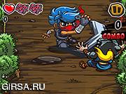Флеш игра онлайн Ninjakira 2