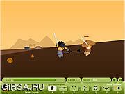 Флеш игра онлайн Ninja Quest