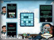 Флеш игра онлайн NoNoSparks - ковчег / NoNoSparks - The Ark
