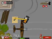 Флеш игра онлайн Nuclear Crane Parking