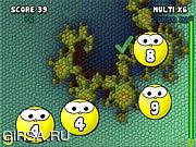 Флеш игра онлайн Количество / Number Bobble