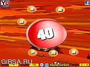 Флеш игра онлайн Соответствие чисел / Numbers Floating Match