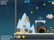 Флеш игра онлайн Ореховый взрыв / Nutty Boom