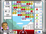 Флеш игра онлайн Обама пузыри / Obama Bubbles