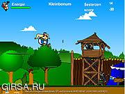 Флеш игра онлайн Астерикс и Обеликс