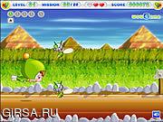 Флеш игра онлайн Obstacle Course