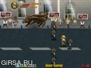 Флеш игра онлайн occupy wall street
