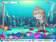 Флеш игра онлайн Охотник На Океан