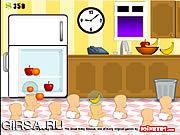Флеш игра онлайн Мама Octo / Octo Mom