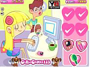 Флеш игра онлайн День Святого Валентина