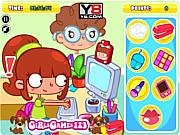 Флеш игра онлайн Скучный офисный денек / Office Slacking 11