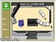 Флеш игра онлайн Гольф офиса миниый