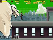 Флеш игра онлайн Беги, Псай, беги! / Oppa Gangnam Run