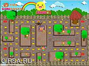 Флеш игра онлайн Оранжевый, Сбор Приключение / Orange Collecting Adventure